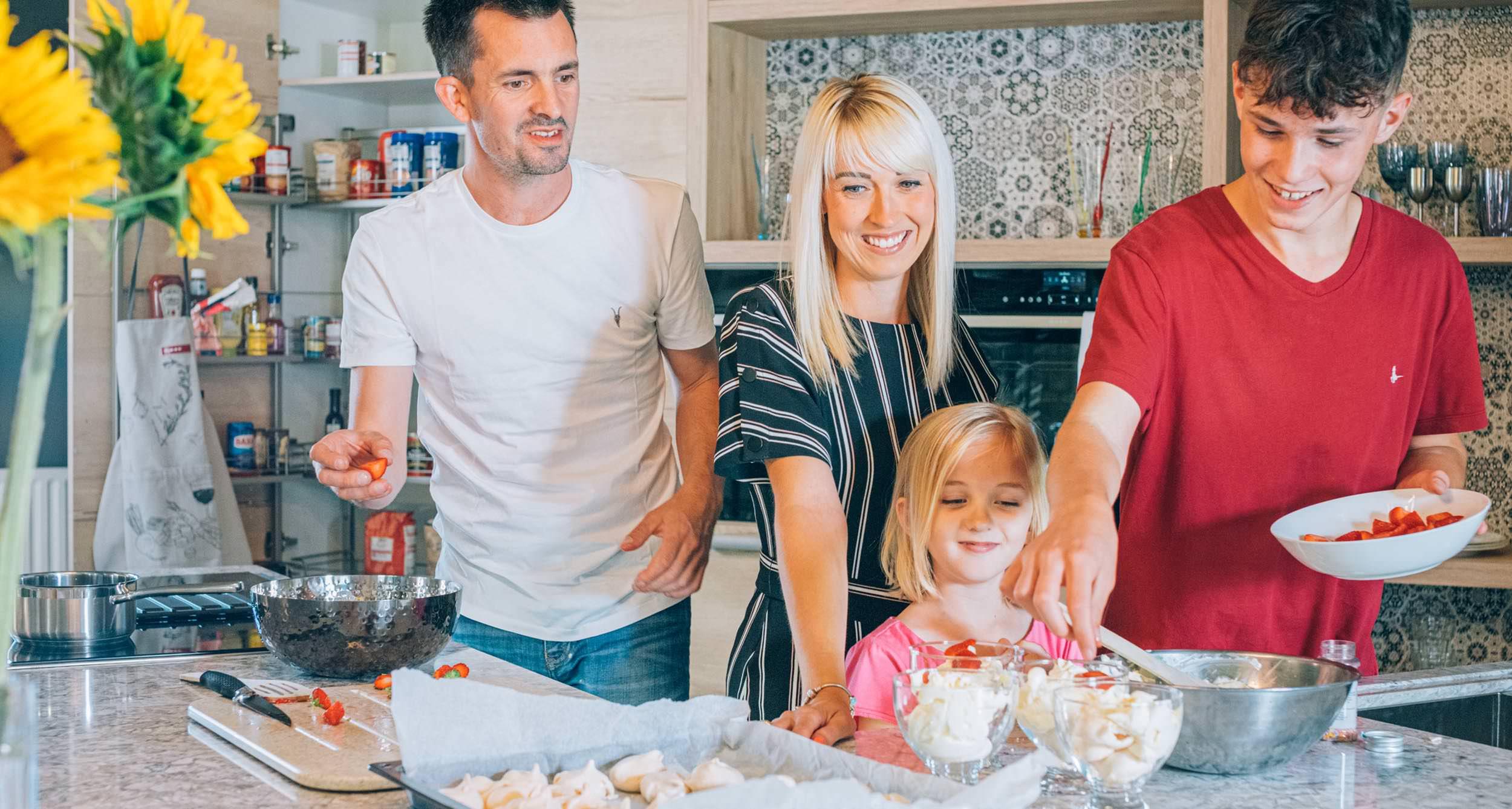 Anglia Interiors Life on a kitchen